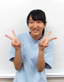 太田市立北中学校卒業  大島 琴葉さん  (太田韮川校)