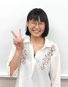 太田市立休泊中学校卒業  山口 結衣さん  (太田韮川校)