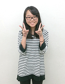 みどり市立笠懸中学校卒業  五十嵐 絢南さん  (桐生校)