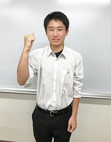 太田東高校卒業  新津政宗くん  (太田韮川校卒)